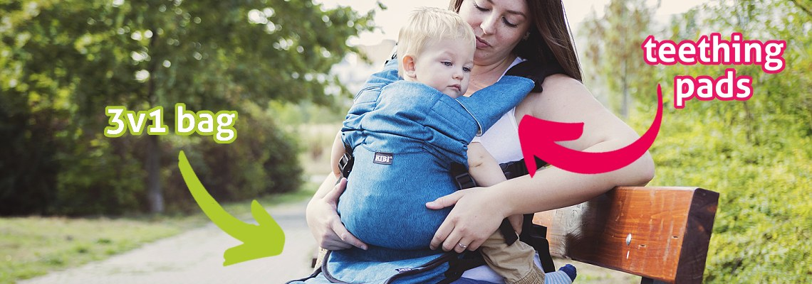 Baby carrier accessories