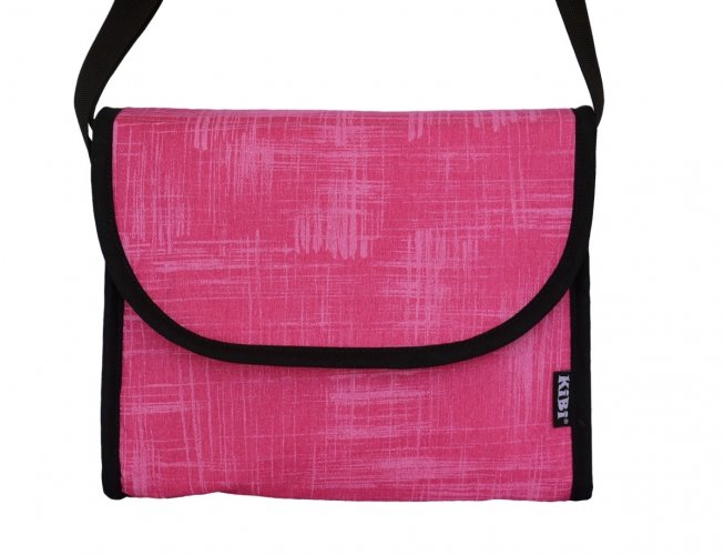 3in1 bag - Marble Pink