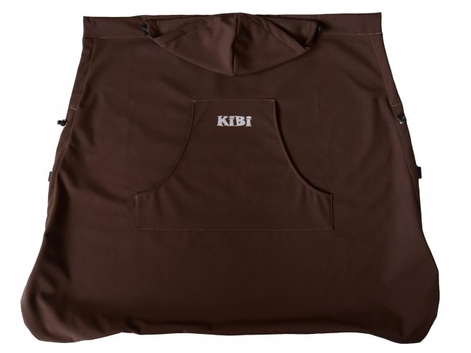 Softshell cover - Brown